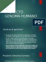 PROYECTO GENOMA HUMANO