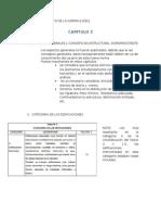 Analisis Comparativo de La Norma e030