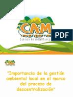 PPT 1_Importancia de La Gestión Ambiental Local en El Marco Del Proceso de Descentralización