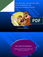 10. Uncp Metodos y Tecnicas Para Desarrollar Tesis