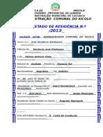 ATESTADO 2013