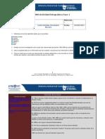 MIII – Actividad Integradora Fase 1.