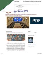 9.3.2015, 'Al via la terza edizione del premio Italian Liberty', LOGGIA HEREDOM 1224.pdf