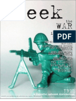 Deek Magazine #4 - The War Incident