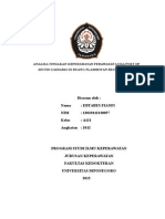 Bismillah Analisa Tindakan Keperawatan Perawatan Luka Post Op Sc