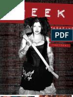 Deek Magazine #9 - The Manifesto Incident
