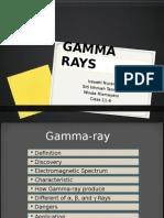 Presentasi Sinar Gamma