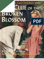Vicki Barr #5 The Clue of Broken Blossom