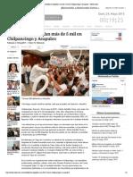 19-05-15 Astudillo lo respaldan más de 5 mil en Chilpancingo y Acapulco - Notimundo