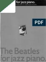 Beatles - Beatles for Jazz Piano (Book)