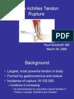 Herickhoff-Acute Achilles Tendon Rupture