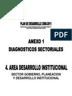 16 Planeación y Dllo. Institucional