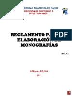 c - Reglamento - Monografías