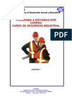 Leccion 1 Seguridad Industrial