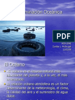 Contaminacion Oceanica (Zunilda McDougal)