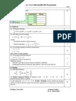 Provim Nga Informatike Dhe Programim 2014
