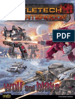 Catalyst Game Labs - Classic BattleTech - Starterbook - Wolf and Blake