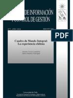 Revista n7 CMI Experiencia Chilena