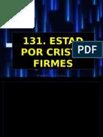 131. ESTAD POR CRISTO FIRMES.pptx
