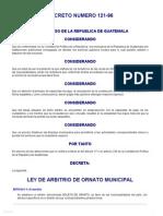Infile - Decreto Del Congreso 121-96 (1)