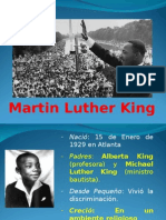 Ppt de Martin Luther King