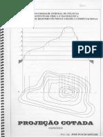 Projeção cotada - Geometria Descritiva