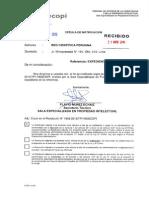 Pirate Bay Resolución sobre Apelación de Cautelar