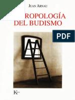 Arnau Juan - Antropologia Del Budismo