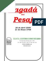 Hagada Tzavta _Jag haPesaj 5768