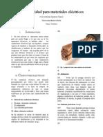 Normatividad Para Materiales Eléctricos