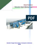 Modul Model Dan Simulasi