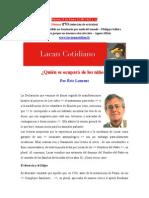 Éric Laurent - Quién Se Ocupará de Los Niños (LC 270)