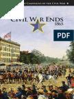 The Civil War Ends, 1865