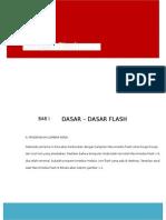 Dasar-Dasar Membuat Media Pembelajaran Dengan Flash