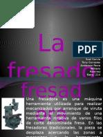 Fresadora Luis