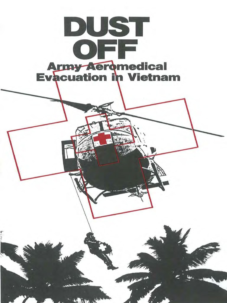 Dust Off Army Aeromedical Evacuation in Vietnam | Helicopter ...