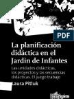 Pitluk Laura La Planificacion Didactica en El Jardin de Infantes