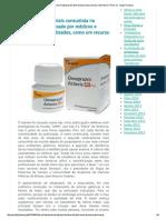 A Utilização de Omeprazol - Prof. Dr. Jorge Fonseca