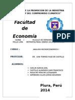 Modelo de Demanda de Carne de Pollo en Lima Metropolitana