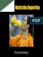 Bases Nutricion deportiva
