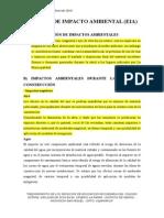 Estudio de Impacto Ambiental Listo11