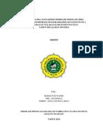 Kumpulan Judul Skripsi Administrasi Pendidikan