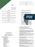 Manoel Medeiros Missa Da Esperanca