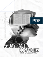5 Day Fast by Bo Sanchez