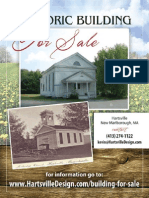 Building for Sale, Hartsville, MA