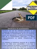Fallas de Pavimento