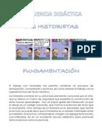 Secuencia La Historieta.