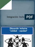 Integracion e Inclusion Copia