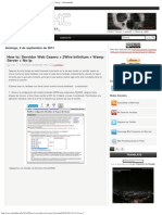 Servidor Web Casero + 2Wire Infinitum + Wamp Server + No-ip