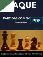 GUIA JAQUE - Partidas Comentadas